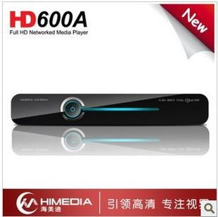 HIMEDIA 海美迪 HD600A 高清播放器(1185、WIFI、千兆网口、一键恢复)