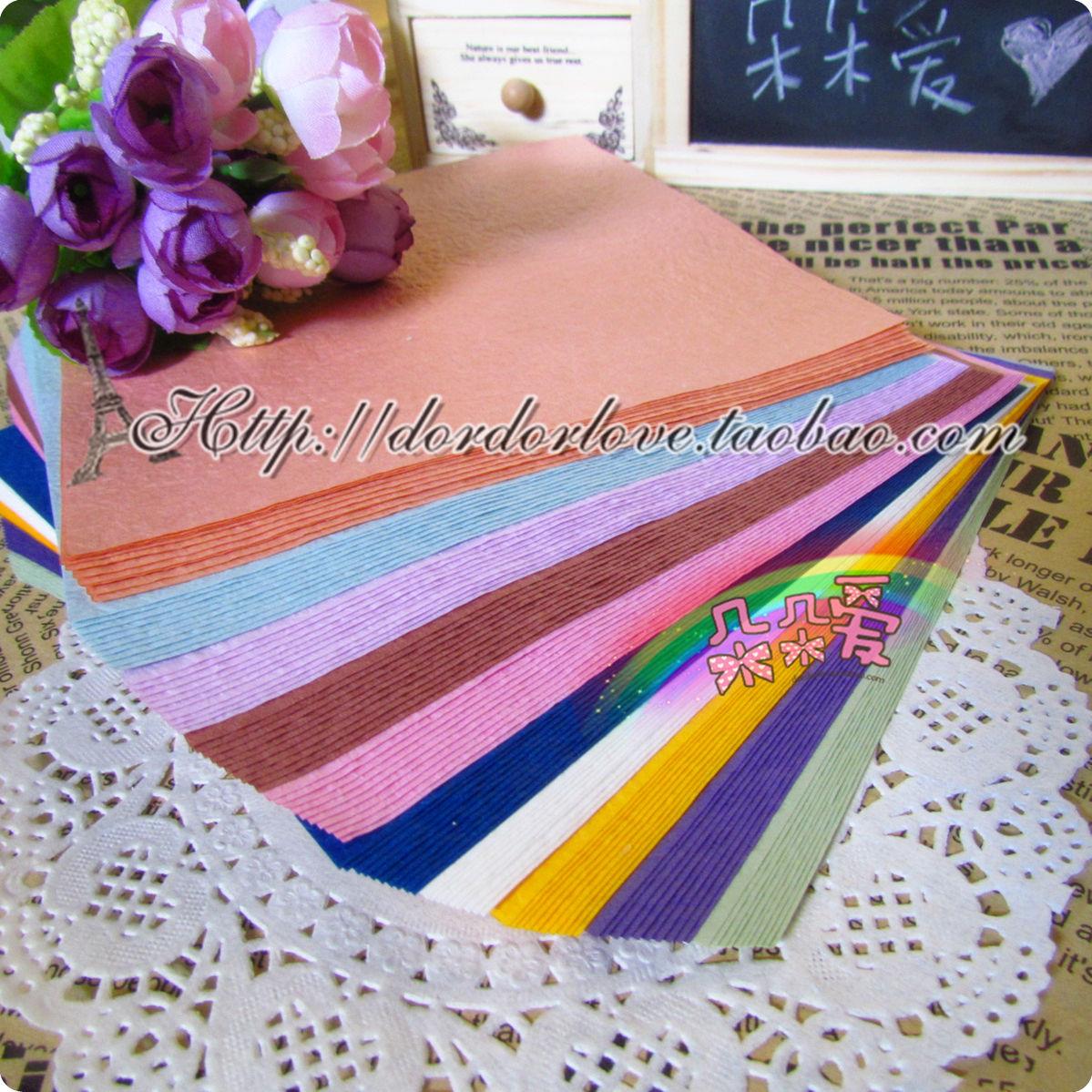 Цветная бумага / Бумага для оригами «Пакет предлагает» 15x15cm ваши руки 10 Кавасаки бумаги бумага ручной работы цветок розы