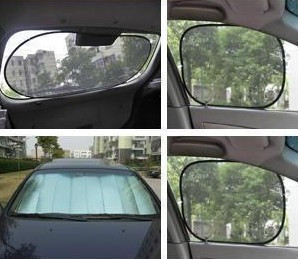Royal Po sun shade car Sun shades summer sun sun visor car supermarket and insulation