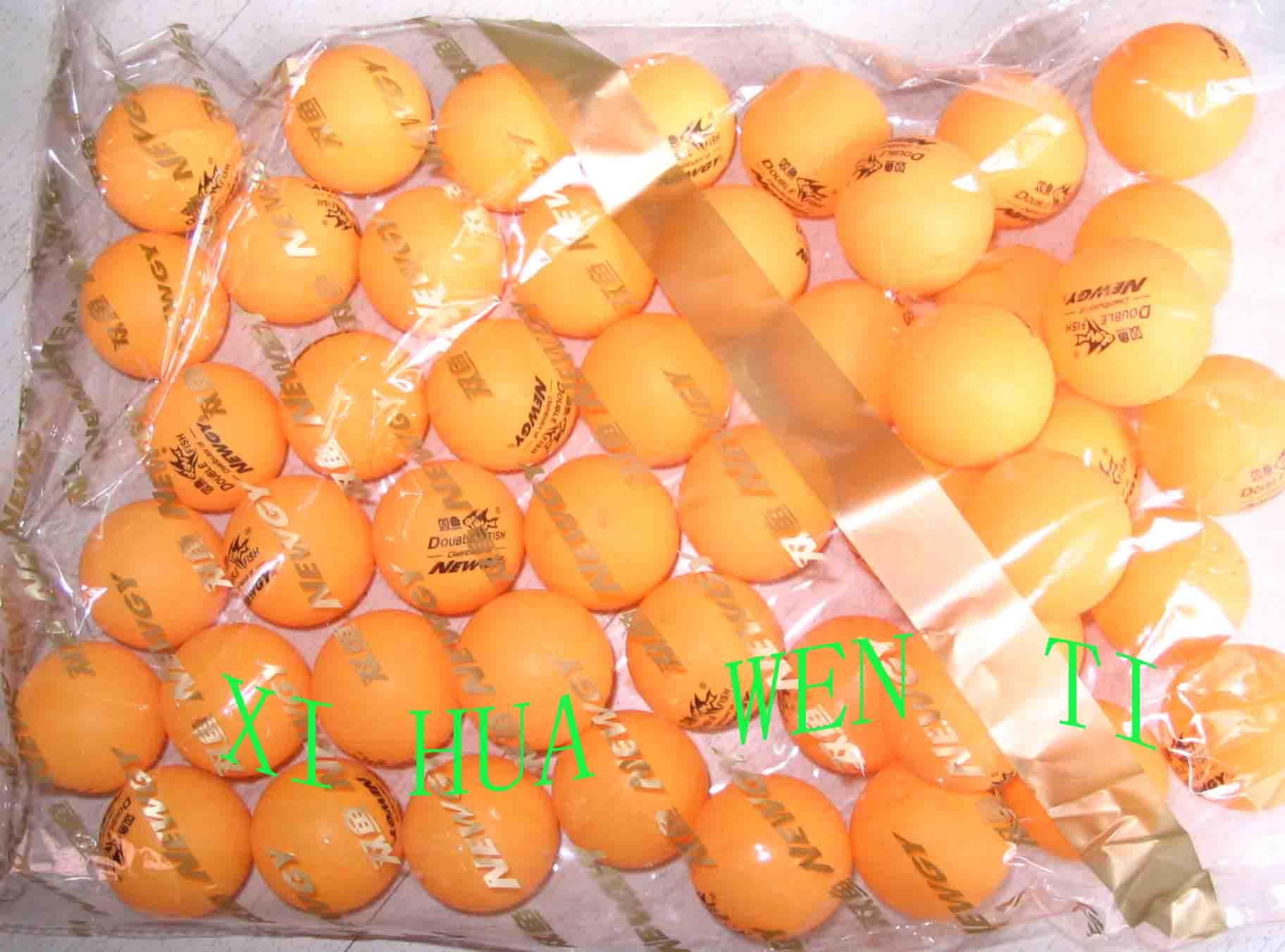 Мячи для настольного тенниса Music guitar  48 75