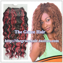 Noble Gold Freedom Synthetic Hair Extension wig Hair shade