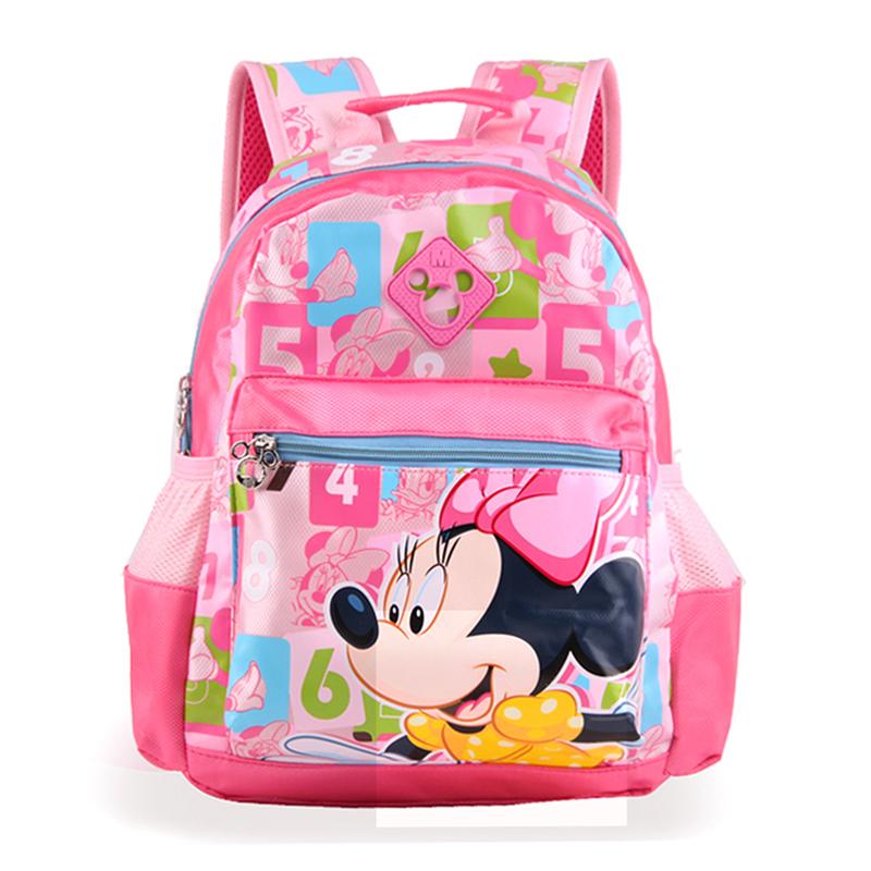 迪士尼米奇书包官网_正品迪士尼米奇 米妮 幼儿园书包 儿童休闲包 可爱卡通背包特价