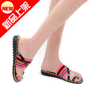 Spring fashion  Rome  shoes popular shoes 703 simple and comfortable leisure wild flat shoes women's singles