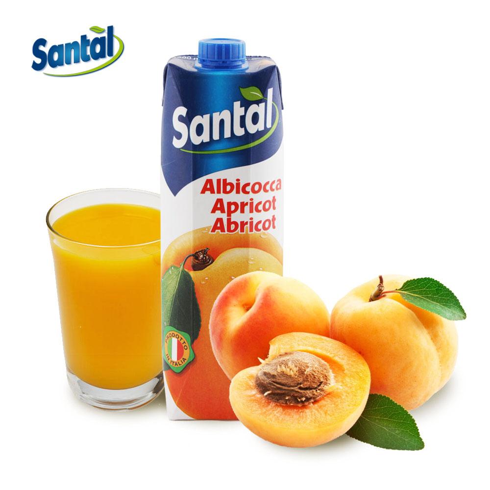 意大利进口原装帕玛拉特杏汁1L  纯果汁饮料鲜榨果蔬汁健康饮品