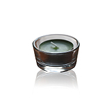 Francis Bay ] [ small tea candle tea candle wax romantic courtship birthday candle candlestick glass candlestick