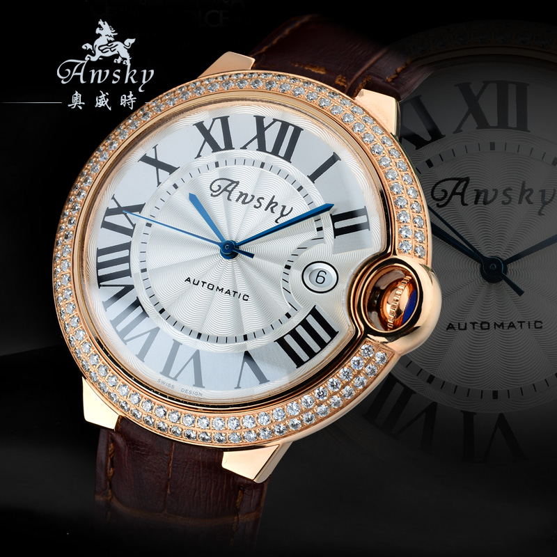 Часы When awsky 2824 Cartier