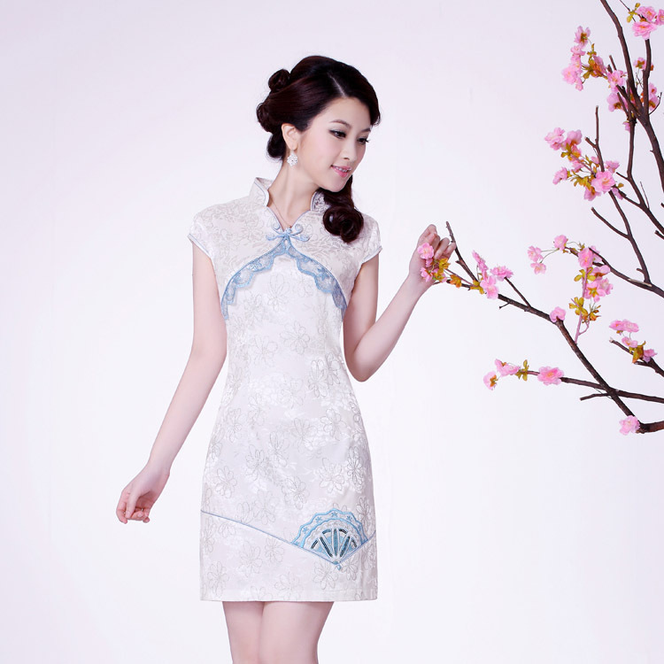 Платье Ципао Dream yucca 3017 2012 -A