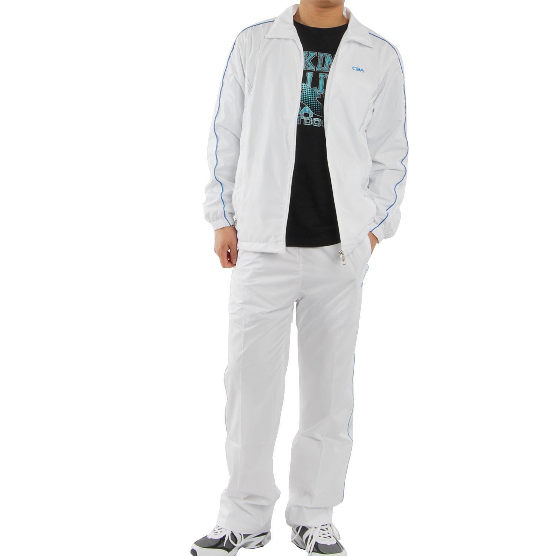 Спортивный костюм CBA 5771102/001/5881102/001 438 577/5881102 Для мужчин Длинные рукава (рукава ≧ 58см) Отложной воротник Брюки ( длинные ) Для спорта и отдыха Логотип бренда