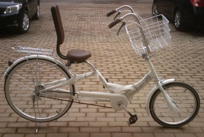 Велосипед для перевозки животных City Happy  26