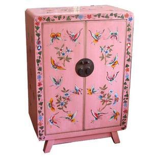 彩绘家具手绘家具彩绘鞋柜手绘鞋柜--柜