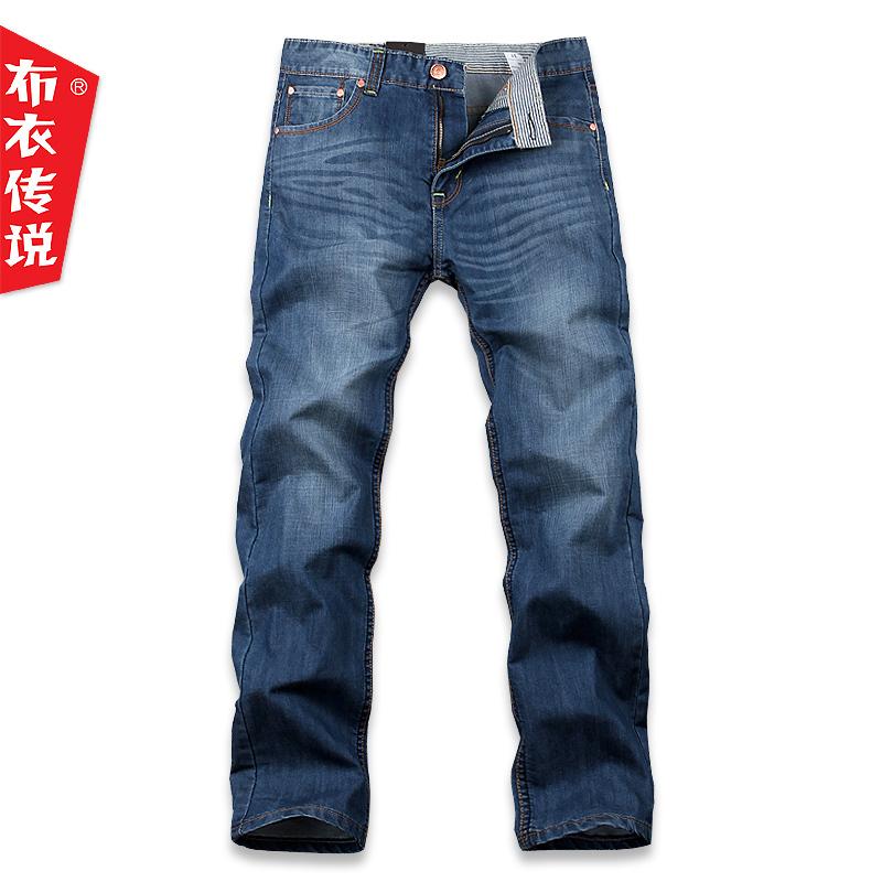 Джинсы мужские Pouilly Legende nnk127y 2012 NNK127 Прямые брюки Классическая джинсовая ткань Модная одежда для отдыха 2012
