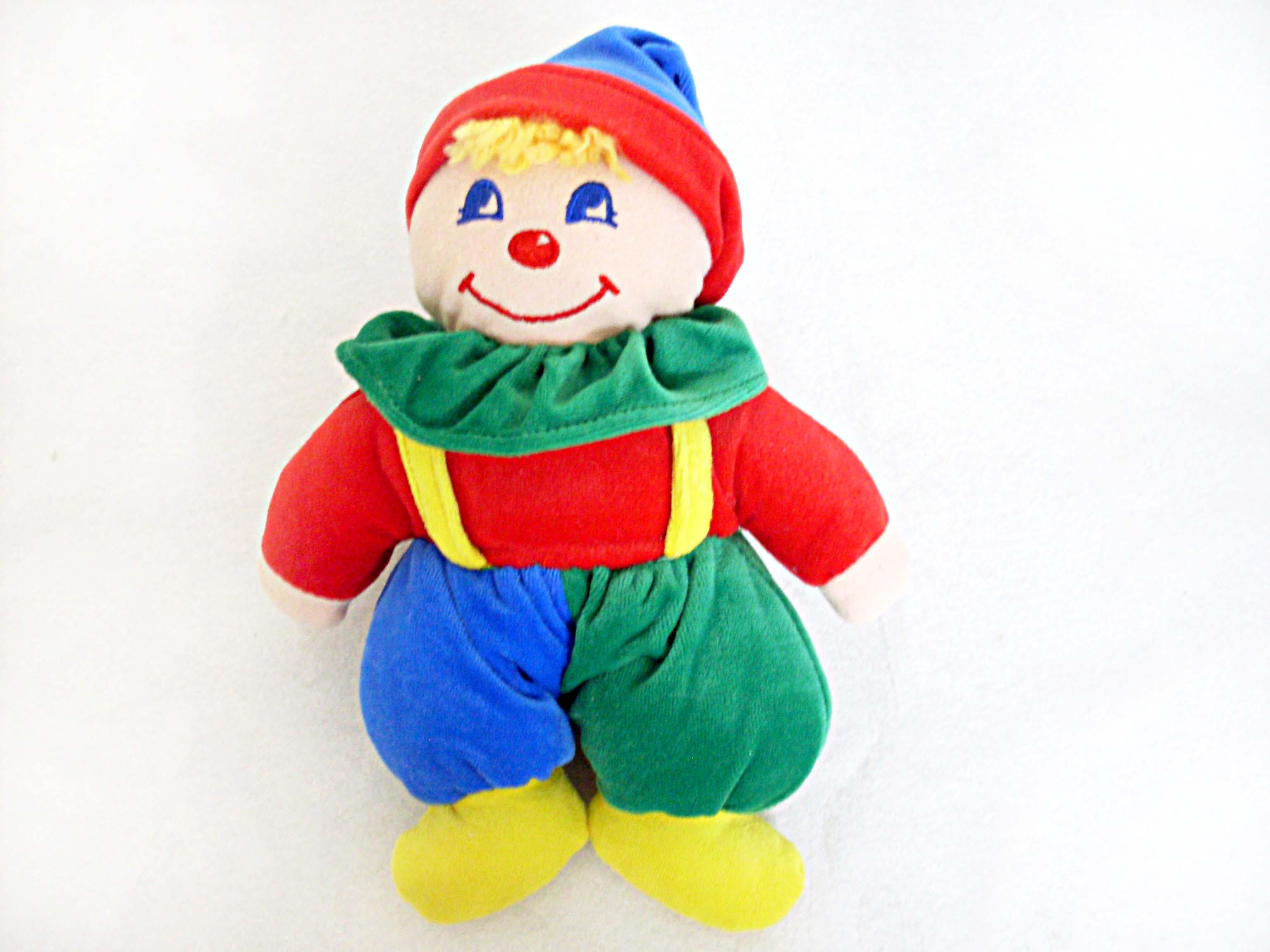 【满百包邮】宝宝婴儿玩具娃娃公仔布娃娃安抚人物外贸抱偶结婚用来压床的玩偶怎处理好图片