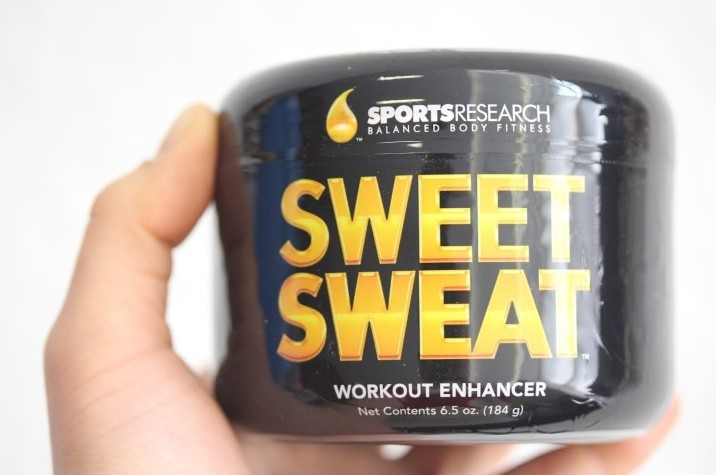 美国进口SPORT RESEACH Sweet Sweat cream烧脂膏出汗神器瘦身