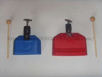 0235 can be installed on drums / percussion Orff instruments / parenting aids large plastic square Clapper