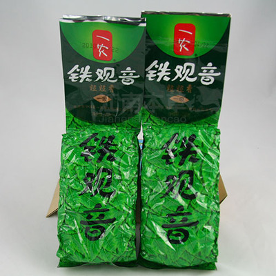 Authentic and farming qing scent of fujian anxi tieguanyin grains of sweet tea level 250 grams GuMing tea product