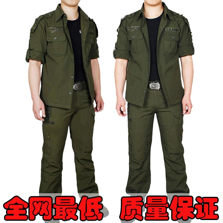 特种兵 套装/军装男特种兵套装作训服迷彩服套装海豹套装男军迷套装户外套装...