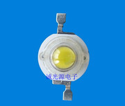 High Power LED Diode 1W White 1 Watt Led Super Bright Lights Four Golden Thread White 100-110LM