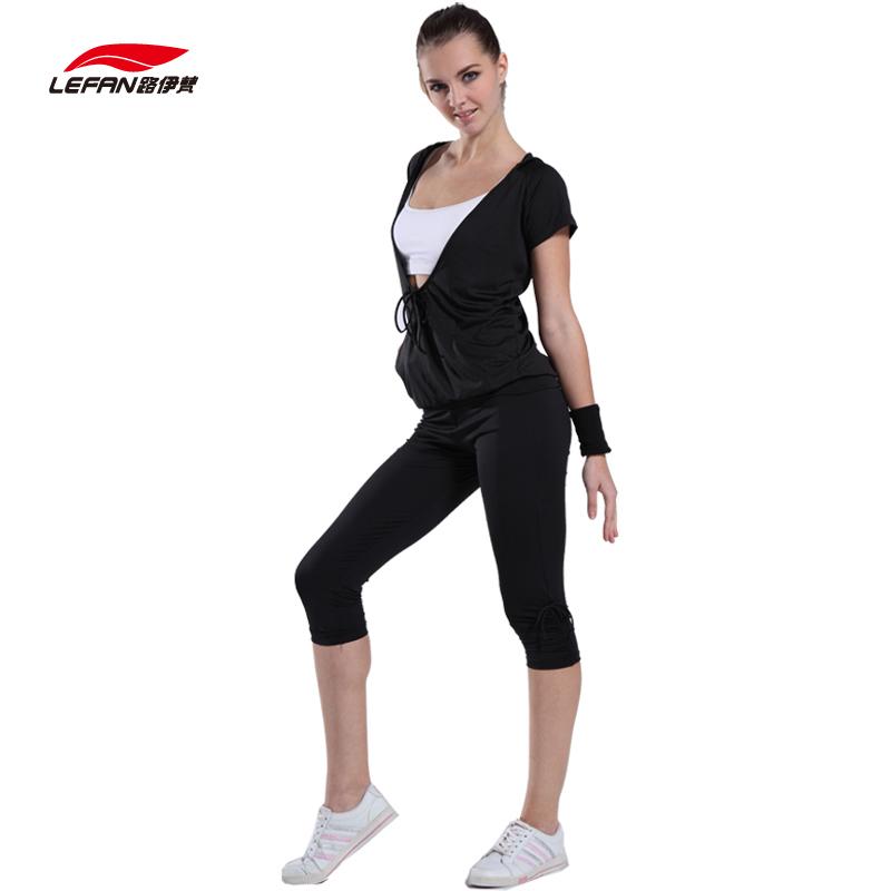 комплект одежды для аэробики Lefan 3307 Set 3307