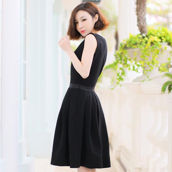 Женское платье Эксклюзивные high-end настроить nanastore--DIO * ультра высокого качества маленькое черное платье купил не жалею