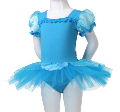 redrain sports flagship Falling Siamese ballet dance clothes children practice tutu skirt veil genuine