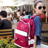 女款韩版潮大容量双肩包