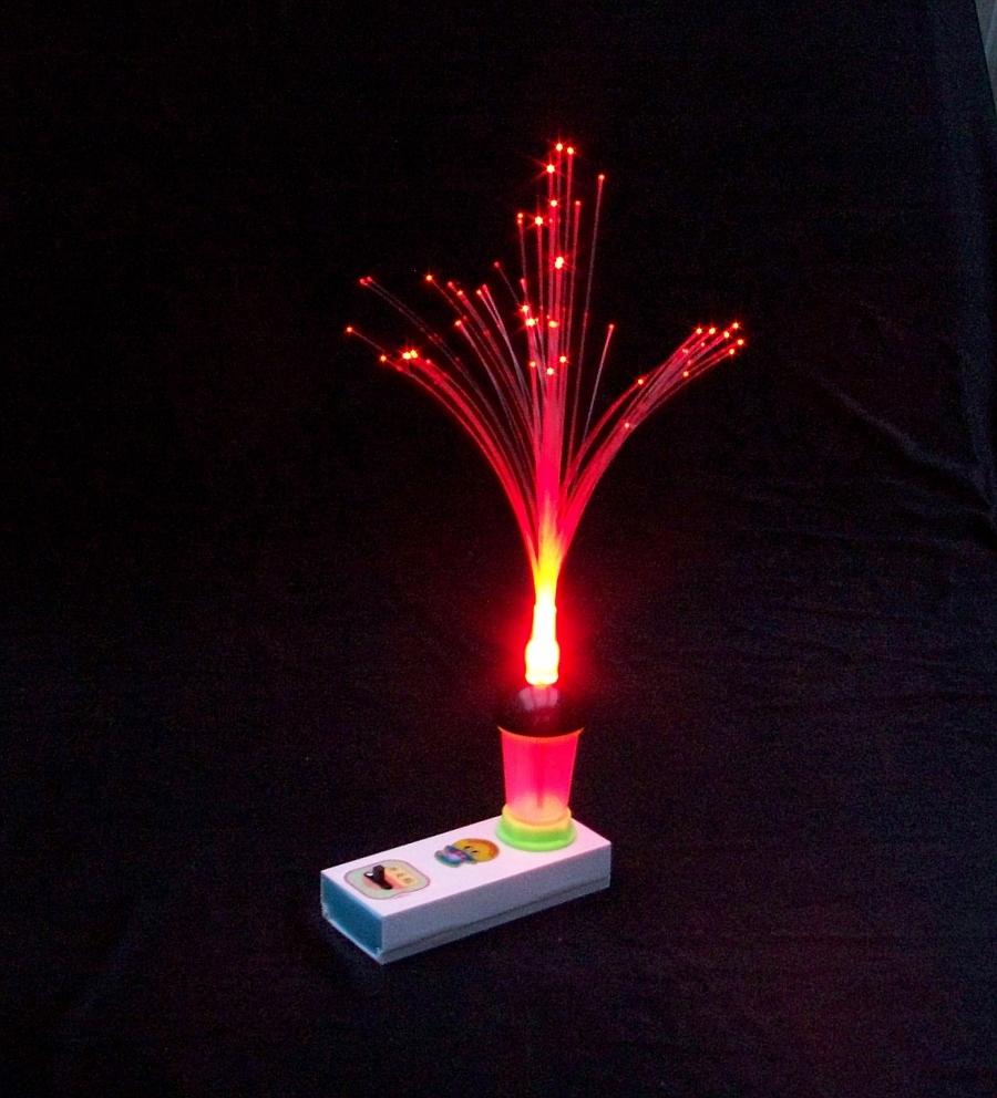 diy手工科技小制作 儿童创意礼物 科学实验套装/光纤灯图片