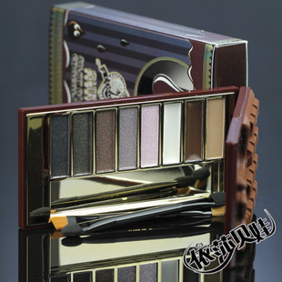 Afternoon tea SUKI sweet silky chocolate eye shadow/eye shadow/eye tri-color eye shadow color
