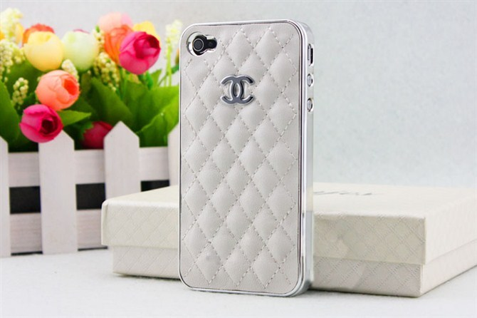 Apple чехол Chanel Iphone44s 4chanel Chanel Натуральная кожа