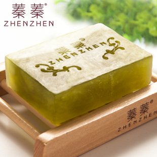 Impale Yan Shuang Jie tea tree handmade soap acne pores skin essential oil facial SOAP pure natural authentic
