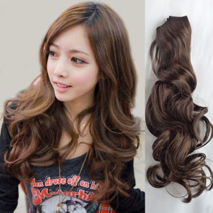 curly hair black brown linen