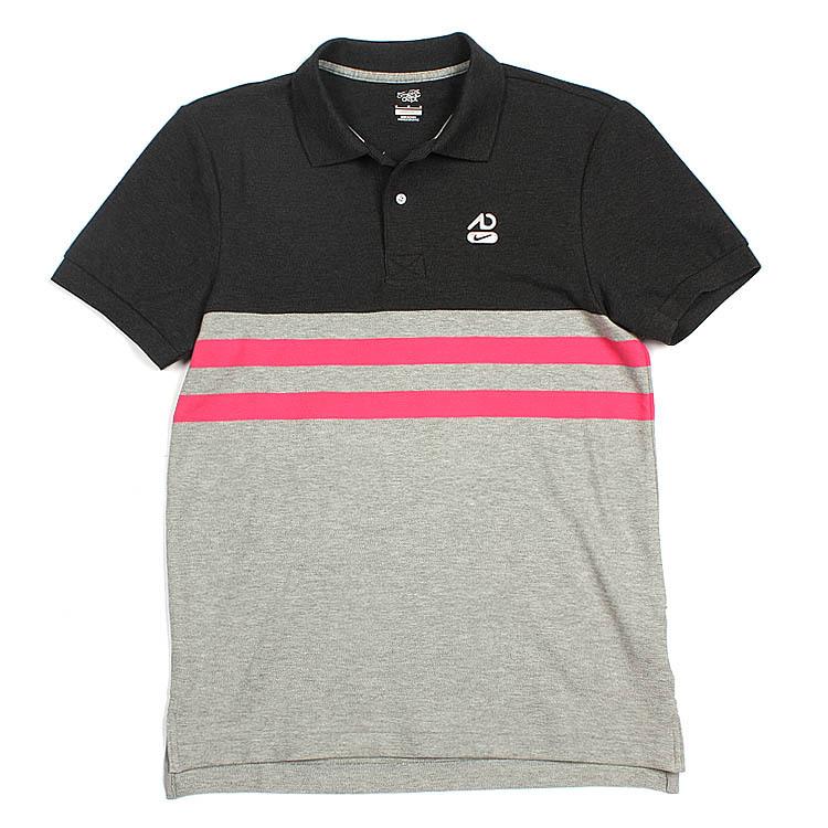 Спортивная футболка Nike H/413514/032 POLO 413514-032 Воротник-стойка 100
