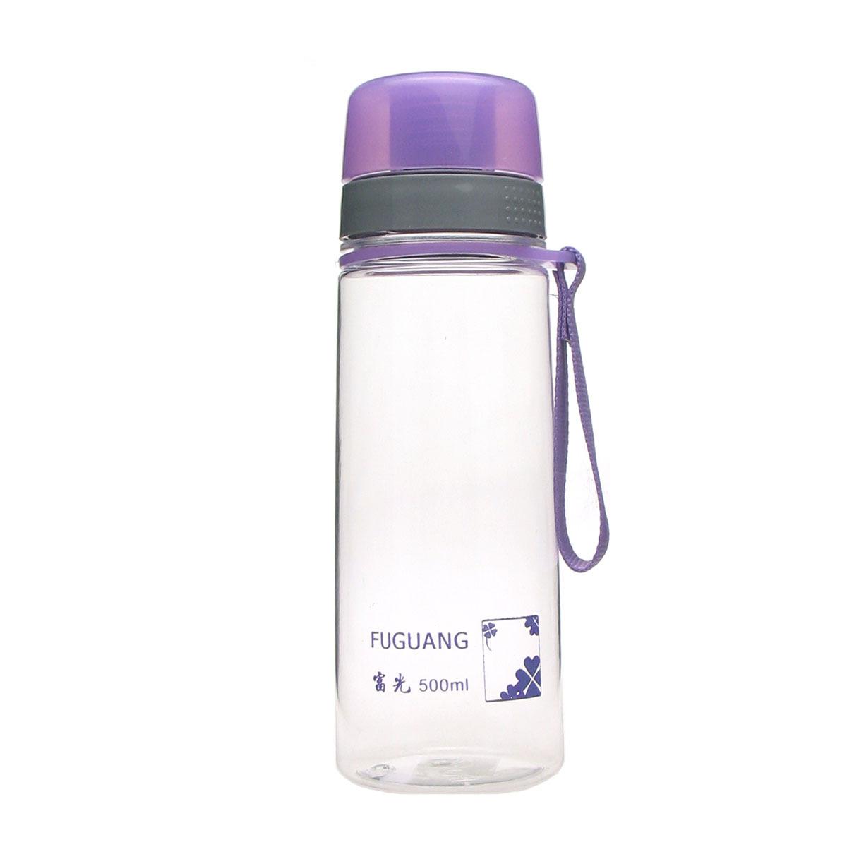 Спортивная бутылка Tomimitsu fga123/500 FGA123-500 500ml PC Другой стиль 401-500 мл