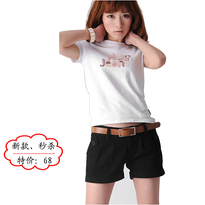 Женские брюки 1020 2011 Шорты, мини-шорты Рабочие