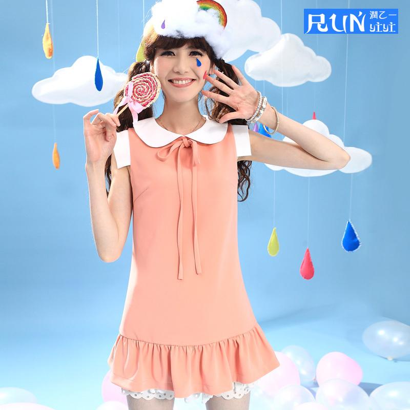 Женское платье Runyiyi 1664 2012 Лето 2012 Разные