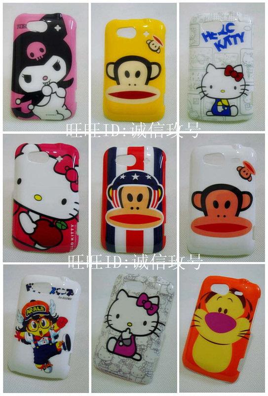 Чехлы, Накладки для телефонов, КПК Other brands HTC Wildfire A510e G13 Детский стиль