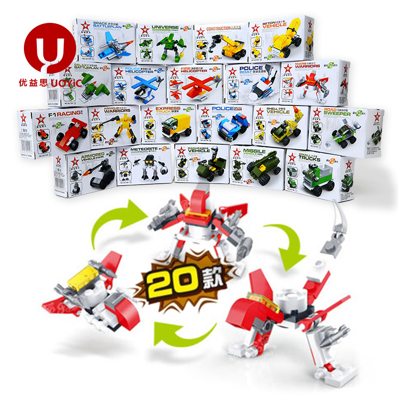 Лего, Кубики Yi SI  20