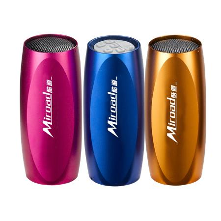酷道 Y601 内置2G MP3带外放 超好音质 自行车运动MP3 TF卡扩展