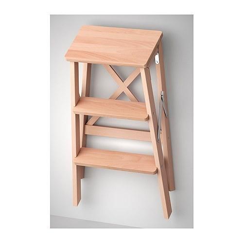 Мебель для кафе Пекин IKEA Покупка Сэм лестница в Бекаа, 3 шага, бука