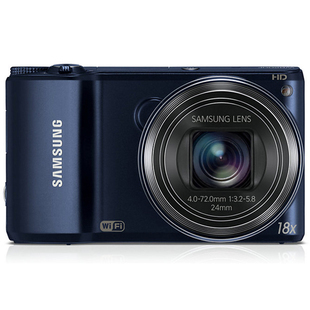 Specify packages sent battery Samsung / Samsung WB200F 18x optical zoom digital camera image stabilization