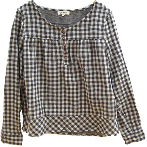 женская рубашка Other Стиль Дизайн О-вырез