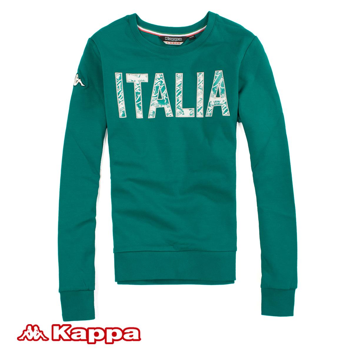 Спортивная толстовка Kappa k2093wt136/356 .. K2093WT136-356 Женские Пуловер 100 Спорт и отдых Сохранение тепла