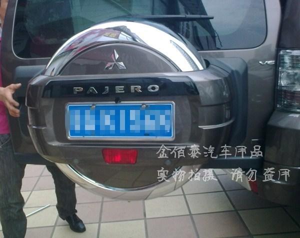 Чехол на запаску V97/v93/v87/v95 запасные покрышки Mitsubishi Pajero, покрытие толщиной высокого качества