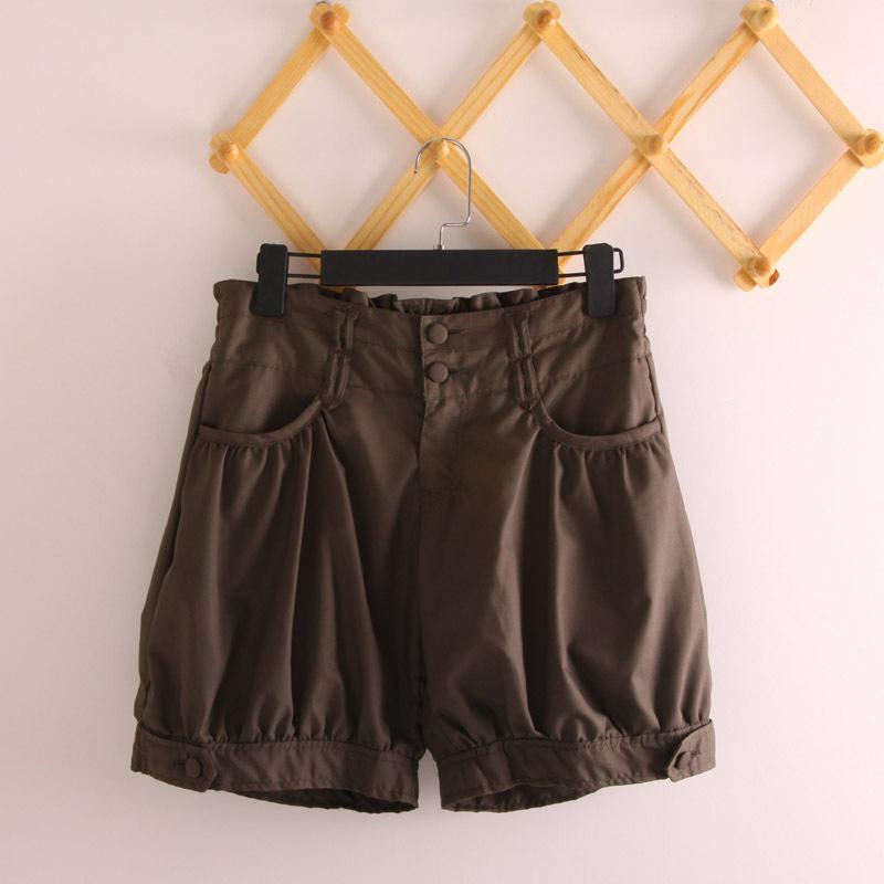 Женские брюки OTHER Шорты, мини-шорты Шаровары Casual