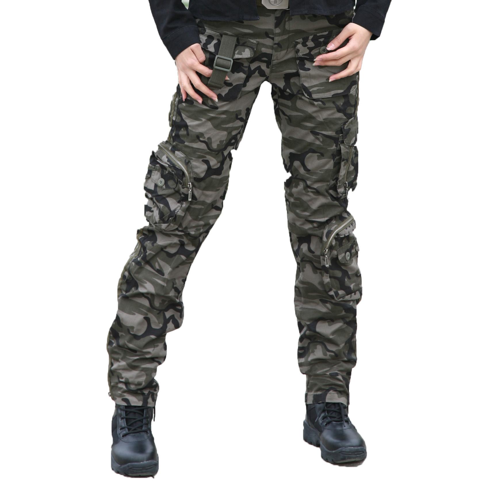 Брюки милитари Army wild Bank 67136