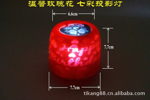 Burst loss of wedding gifts birthday gifts crafts luminous LED Nightlight to send his girlfriend lover toys