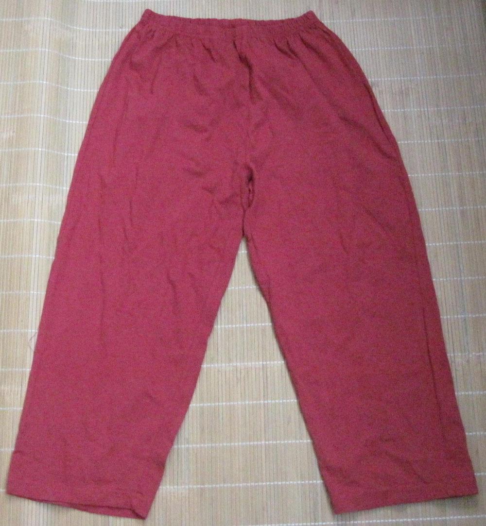 Пижамные штаны Other brands of underwear Tvmania Жен. Однотонный цвет Простой (повседневный) стиль Лето