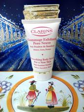 Clarins Smoothing Body Scrub/30ml
