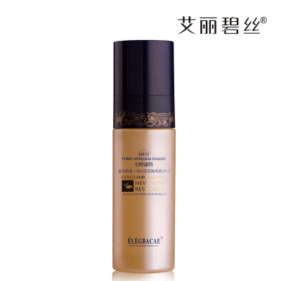 Elle Bess whitening sunscreen UV radiation before 30g nude makeup concealer makeup milk moisturizer