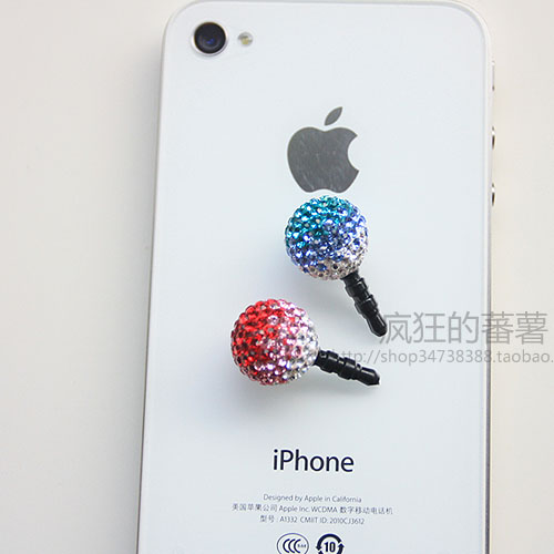 Подвеска для телефона Magic Balls Iphone4 Ipad2