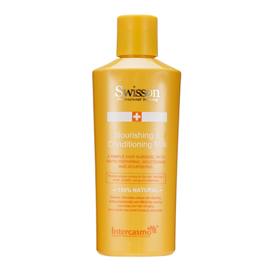 Neolink Shu Xing Rinse 300ml fresh milk dandruff conditioner repair damaged hair oil is not greasy authentic